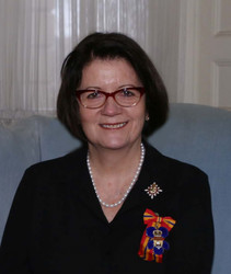 Honourable Jocelyne Roy Vienneau